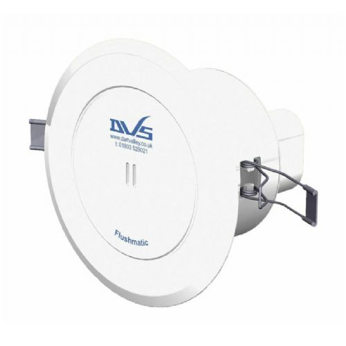 DVS Flushmatic Ceiling-Mounted Multiple Urinal Flush Controller (Battery Power)